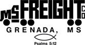 Ms Freight Co - Grenada, MS - Psalm 5:12
