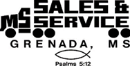 Ms Freight Sales Service Logo